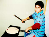 Drums lessons for children