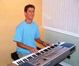Keyboard classes for adults 19 years and older
